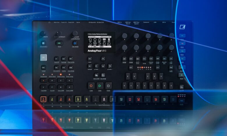 elektron's-analog-four-and-rytm-get-both-design-and-software-upgrades