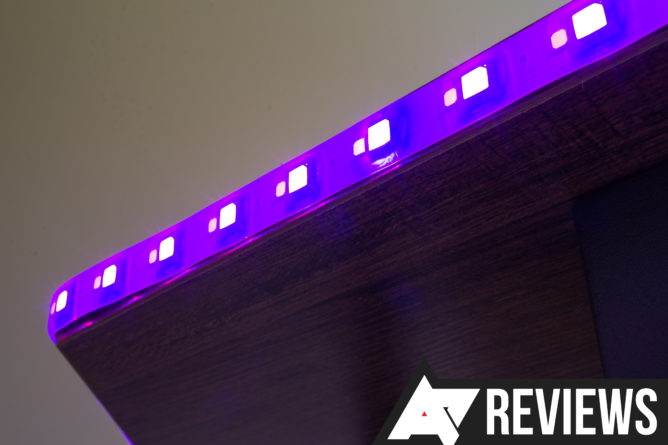 tp-link-kasa-smart-light-strip-review:-voice-controlled-rgb-lights-for-your-furniture