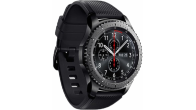 Photo of Grab a Samsung Gear S3 Frontier for $189 ($41 off)
