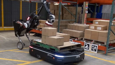 Photo of Boston Dynamics delivers plan for logistics robots as early as next year