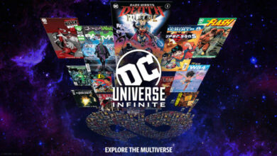 Photo of DC Universe will become a comics-only service on January 21st