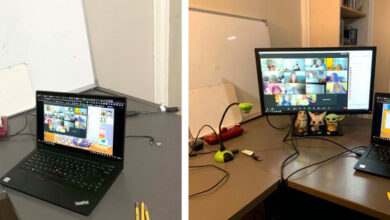 Photo of Teachers deserve two screens, and Two Screens for Teachers aims to get them just that
