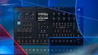 Photo of Elektron's Analog Four and Rytm get both design and software upgrades