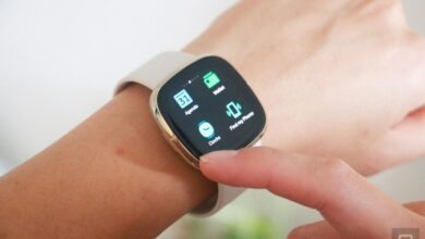 Photo of Fitbit's OS for the Sense and Versa 3 won't come to earlier smartwatches