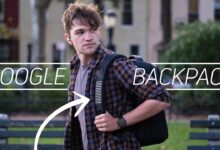 Photo of Google x Samsonite Konnect-i smart backpack with Jacquard first look!