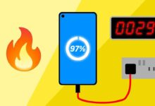 Photo of Is SUPER FAST charging BAD for your phone?
